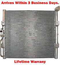 4365 New Condenser For Honda Civic 92-93 Del Sol 93 1.5 1.6 L4 Lifetime Warranty