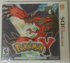 Pokemon Y Nintendo 3DS Game Brand New Video Game 045496742508
