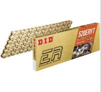 EK 520 ZVX3 GOLD  ZX-ring Chain 120 Links Brand new super strong 9400 lb tensile
