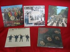 DeAgostini The Beatles Vinyl Collection LOTTO 5 LP NUOVI SIGILLATI