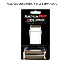 BaByliss PRO Replacement Foil Head Cutter FXRF2 Double Foil Shaver FOILFX02 new