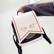 Cosplay Card Captor Sakura Backpack School Shoulder Bag Bookbag Rucksack gift