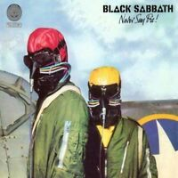 Black Sabbath - Never Say Die! Nuevo CD