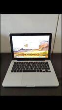 Macbook Pro - I5 processor - 4GB ram -  240GB SSD - High Sierra osx.