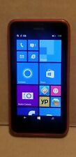 Nokia LUMIA 635 RM-975 Windows 4G LTE Xbox OneDrive AT&T Smartphone BLACK RED