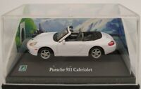 1/72 PORSCHE 911 CABRIOLET CABRIO CARARAMA COCHE SCALE ESCALA DIECAST
