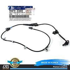 Genuine Abs Speed Sensor Front Right Fits 05-08 Hyundai Tiburon Oem 95670-2C800