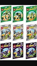 Lego Mixels Series 3 Complete Set