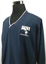 ASHWORTH Weather Rain Wind Resistant 05 Golf Invitational Men's Pullover Size:XL