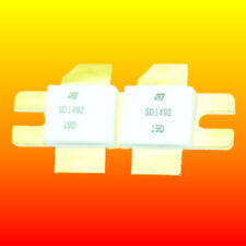SD1492 ST THOMSON GOLD-PLATED NPN SILICON RF POWER TRANSISTOR 310W 25A