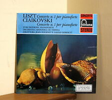 Liszt, Ciaikovski - Concerto n. 1 per pianoforte - Fontana 700 156 WGY