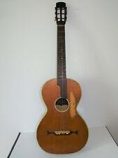 Biedermeier Gitarre 19. Jhdt. Österreich Wien Holz Musik Instrument 19th Century