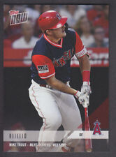 5aea564e93a Topps Now - MLB Players Weekend 2018 - PW-05 Mike Trout - Los Angeles
