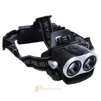 10000Lm T6 LED USB Rechargeable Headlamp Headlight Head Torch Lamp Flashlight