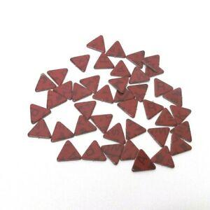 2012 Scrabble Junior Replacement Parts Pieces- 41 Scoring Chips