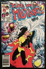 New Mutants #15 (Marvel, May 1984) Newsstand Variant