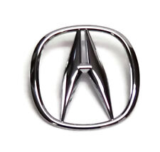 "New Acura Kpi001 Replacement 600078 Chrome Emblem Logo 2"" With Clips"