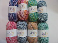 5 x 50g Sirdar Snuggly Jolly Baby Double Knit Wool/Yarn for Knitting/Crochet