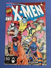 Marvel X-MEN #1 Cover B Comic Book LOT Signed JIM LEE High Grade NM Gambit Rogue