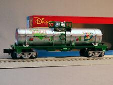 Lionel 6-84487 Disney Railroad Donald Duck Holiday Tank Car O 027 2017