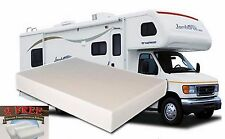 10 inch Short Queen Medium Firm Memory Foam Mattress for RV, Trailer, Camper