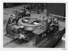 PHOTO ANCIENNE INDUSTRIE INDUSTRIELLE Usine Machine Piston Vers 1940 Métal