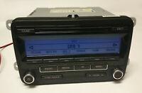 VW OEM RCD310 MP3 CD player stereo head unit Golf Passat Touran Caddy Jetta 2DIN