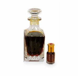 OUD METHALI ARABIAN OUD SANDALWOOD AGARWOOD PERFUME OIL BY HARAMAIN 3ML/6ML/12ML