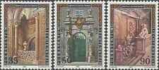 Timbres Arts Liechtenstein 866/8 ** lot 2036
