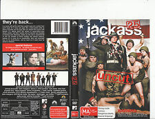 Jackass 2.5-2007-Johnny Knoxville-Movie-DVD