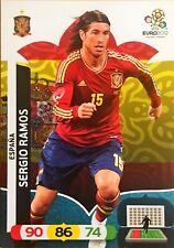 61 Sergio Ramos - UEFA EURO 2012 ADRENALYN XL PANINI (10)