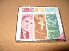 Sounds Of The Sixties Readers Digest 1964 3 cd Box Set 1999 New & Sealed