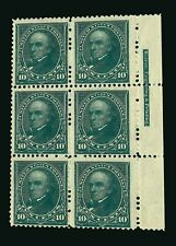 "10c Dark green ""Scott 258"" United States Postage"