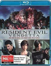 Resident Evil - Vendetta Blu-Ray : NEW
