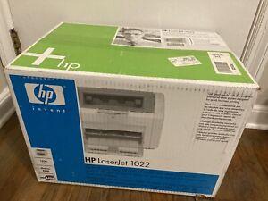 HP LaserJet 1022 Monochrome Laser Printer Q5912A#ABA NEW NEVER OPENED