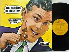 FRANK ZAPPA & MOTHERS - Weasels Ripped My Flesh LP (RARE US Pressing on REPRISE)