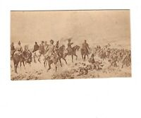 CAB Foto Kunstbild / Kriegsszene Deutschland-Frankreich ? - 1870er