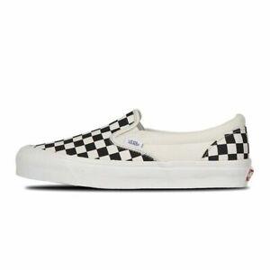 Vans2021 Classic Slip On Herren Damen Sport Sneaker Halbschuhe Skateschuhe
