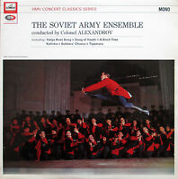 XLP 30062 The Soviet Army Ensemble Alexandrov HMV Mono EXCELLENT