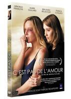 DVD - C'EST PAS DE L'AMOUR - JEROME CORNUAU - NEUF SOUS BLISTER