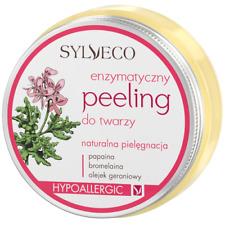 Sylveco Enzyme Face Peel Papain & Bromelain Peeling 3 Enzymes 75ml Enzymatic