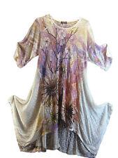 Geblümte Kurzarm Damenkleider für Business-Anlässe