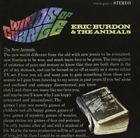 Eric Burdon And The Animals - Winds Of Change [CD]