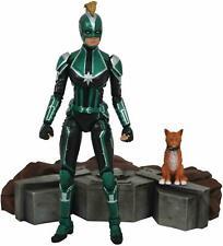 Captain Marvel Starforce Costume Select Figure