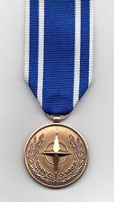 NATO MEDAL FOR SERVICE IN MACEDONIA     FULL-SIZE MEDAL