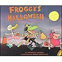 Froggy: Froggy's Halloween by Jonathan London (2001, Paperback, Revised)