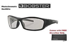 Bobster Mens Guys Sunglasses HOOLIGAN Harley Davidson Riding Glasses Day 2 Nite