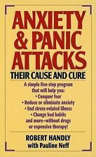 Anxiety & Panic Attacks: Their Cause and Cure-ExLibrary