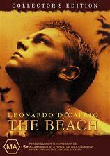 The Beach-DVD LIKE NEW CONDITION FREE POSTAGE AUSTRALIA WIDE REGION 4