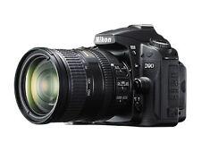 Nikon D90 12.3MP Digital SLR Camera with VR II 18-200mm Lens